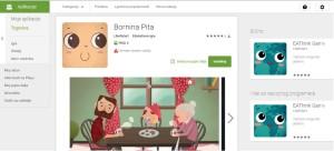 Bornina pita_google store